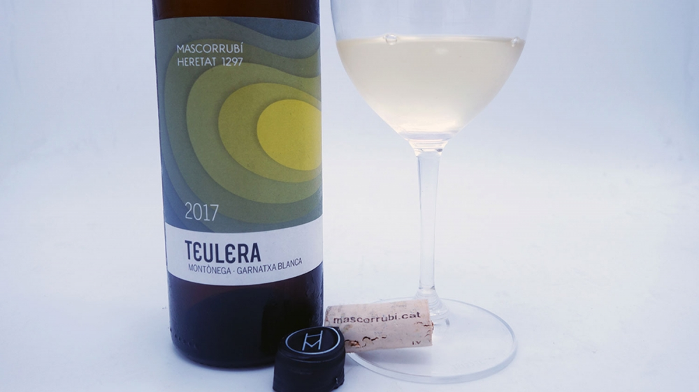Teulera Blanc 2017 Mascorubi Heretat 1927 Catalunya 05