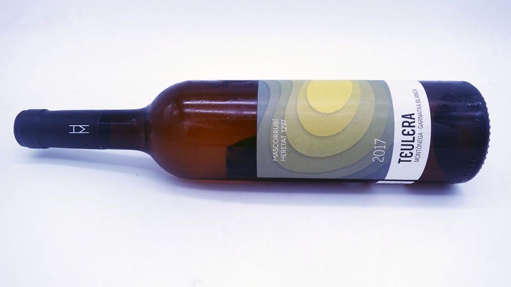 Teulera Blanc 2017 Mascorubi Heretat 1927 Catalunya 02