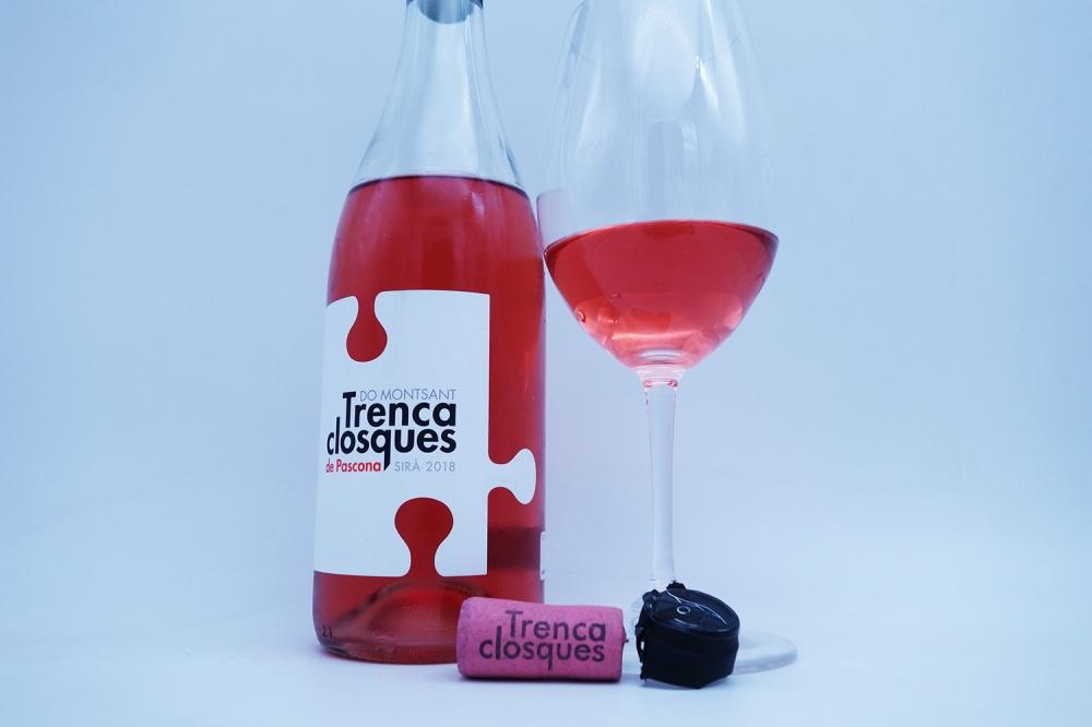 Trencaclosques rosat 2018 Pascona Montsant 01