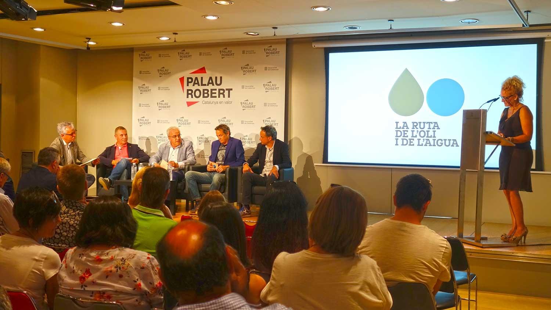 La Ruta de l'Oli i de l'Aigua revaloritza el turisme de Lleida