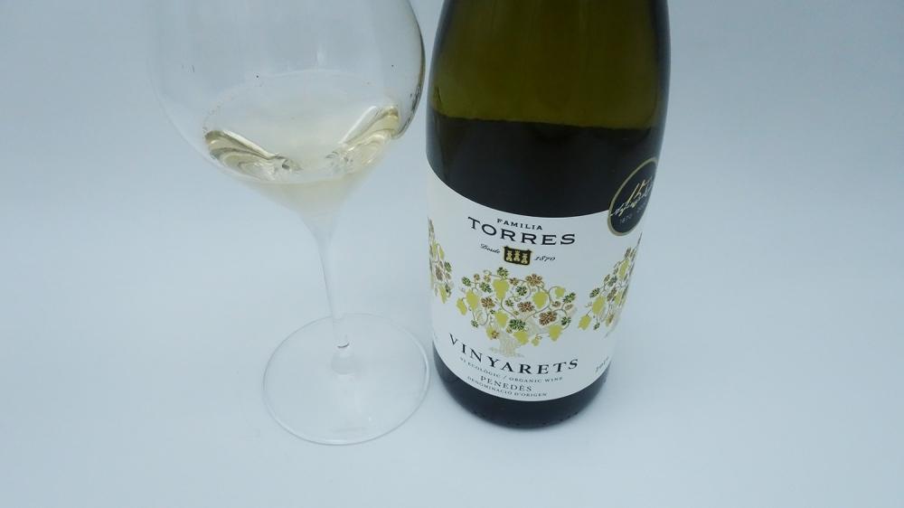 Vinyarets blanc 2019 Familia Torres Penedes 01