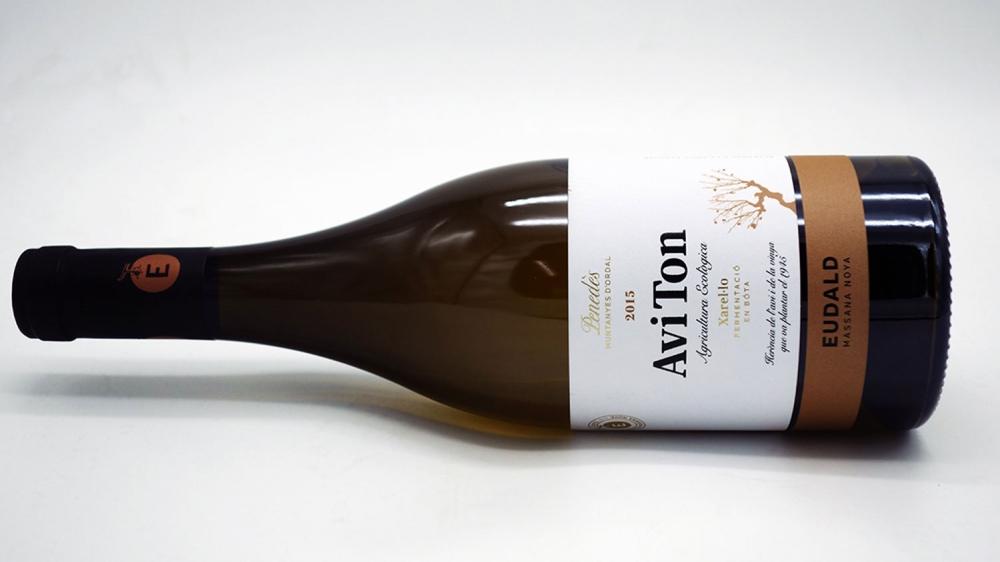 Avi Ton Blanc 2015 Eduald Massana Noya Penedes Cava 02