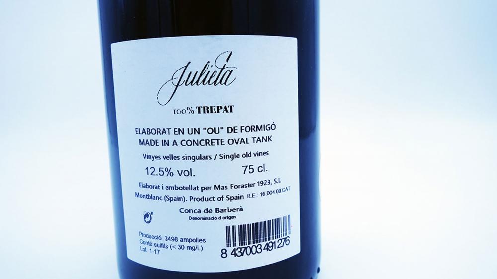 Julieta 2017 Negre Josep Foraster Trepat 04